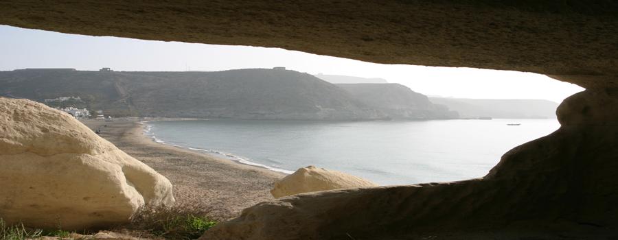 Agua Amarga: Uno de los últimos enclaves vírgenes en el Mediteráneo